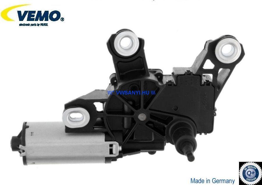 VW GOLF 4/ Bora Variant Hátsó Ablaktörlő Motor ÚJ !!
