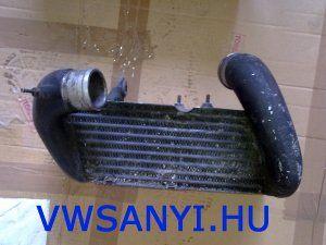 Intercoolerhütő AUDI 80 B4 1992 - 1995