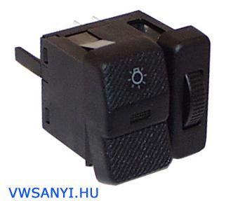 Lámpakapcsoló VW Transporter T4 1991 - 1995
