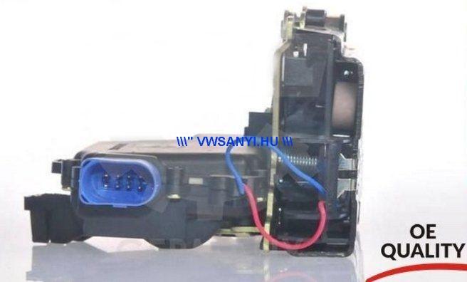 Bal első Ajtózárszerkezet VW POLO 9N 2003 -