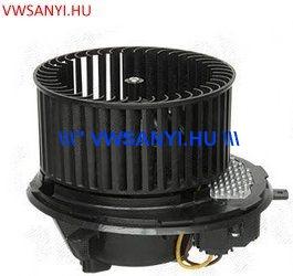 Fütőmotor - Szellőztető motor VW Passat 3C 2005- Digit klimás