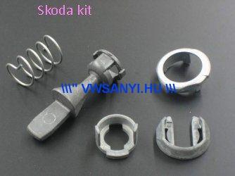 862a959829 Skoda Octavia ajtózárbetét javitó készlet , Skoda Fabia ajtózár ...