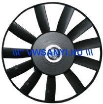 Hütőventilátor motor GOLF 3 , VENTO 1,9 TD AAZ