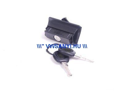 Csomagtérzár + kulcs VW Polo Classic 6K