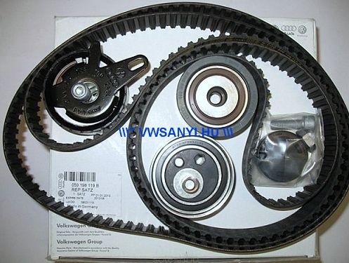 2,5 V6 TDI vezérlés készlet Original 059198119B