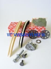 Vezérmülánc készlet Fabia 1,2 AZQ , BME 47kw FEBI