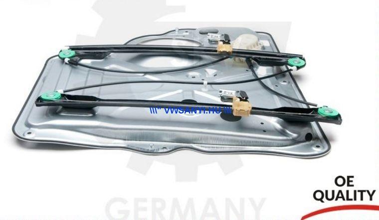 Elektromos Ablakemelő szerkezet bal első panellal VW Transporter T5 2003 -