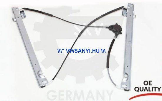 Elektromos ablakemelő szerkezet bal első Mercedes Vito 639 , Viano