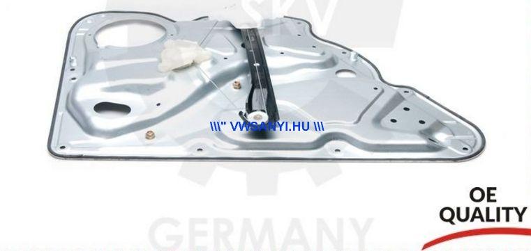 Elektromos ablakemelő szerkezet jobb hátsó panellal VW Passat 3C 2005 -