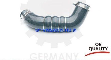 Turbócső -Nagynyomású tömlő Audi A4 8E0145790P Germany