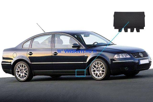 VW Passat B5 emelőnyilás takaró müanyag fedél