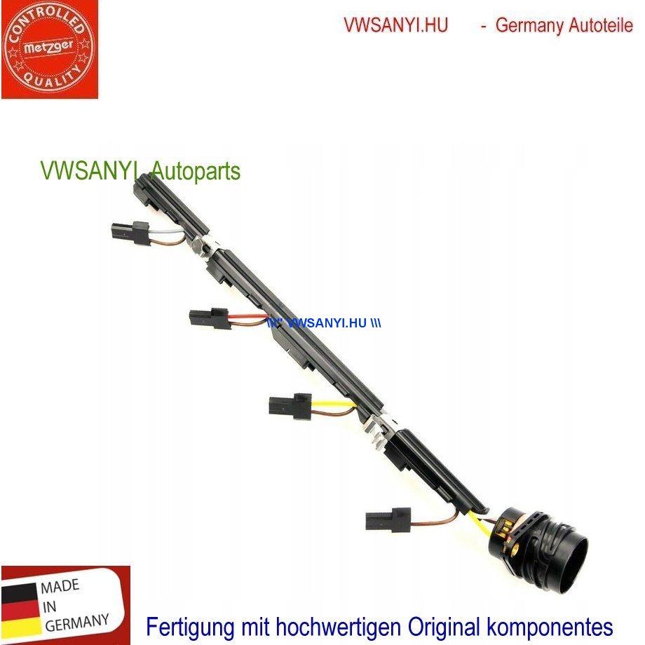 VW Transporter T5 1,9 PDTDI pd elem vezetékköteg